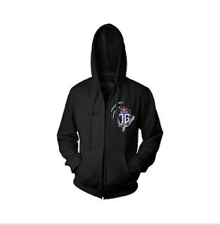 Hoodie Team OG Redbull Black 2017 - Baju Jumper jaket Gaming
