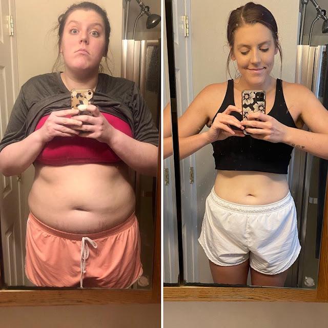 Secret de la perte de poids à long terme
