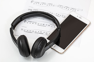 Phone an cell - Music on Learning: Brain stimulation