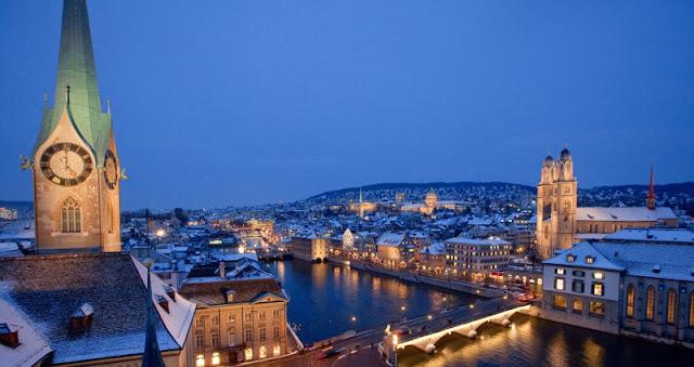 O que fazer à noite em Zurique | Suíça