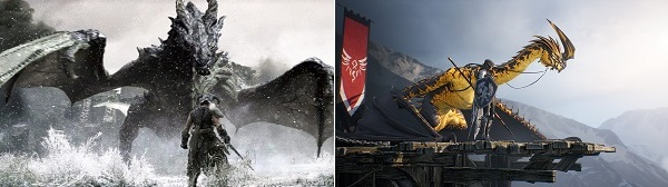Differences in Skyrim vs Century Age of Ashes