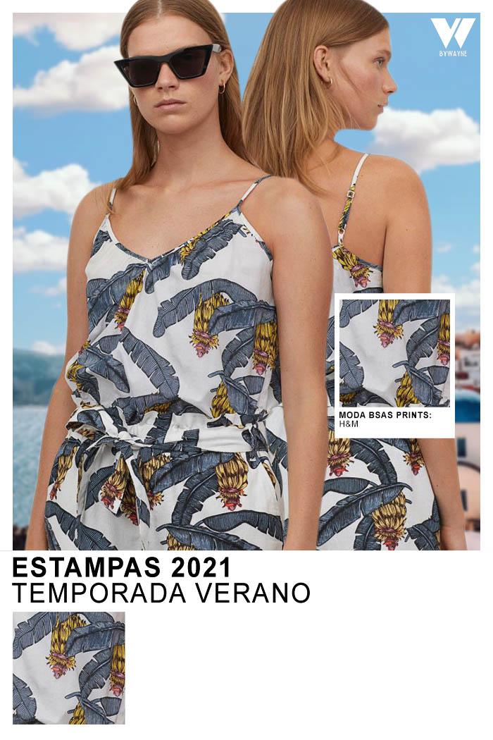 estampados primavera verano 2021 moda mujer