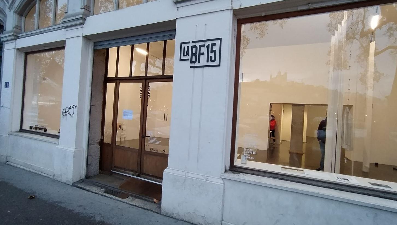 La BF15, espace d'art contemporain à Lyon
