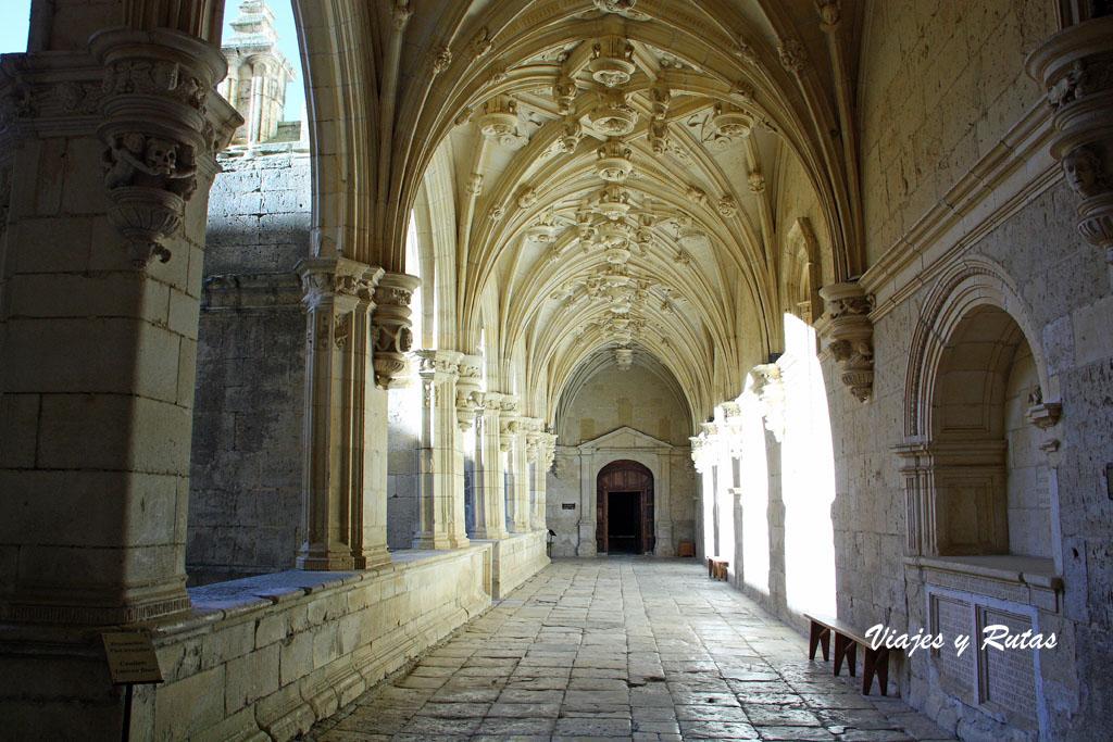Claustro de San Zoilo, Carrión de los Condes
