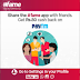 Fame App Loot Trick: Get Rs.50 Paytm Cashback Coupon On Sign Up+Refer And Earn