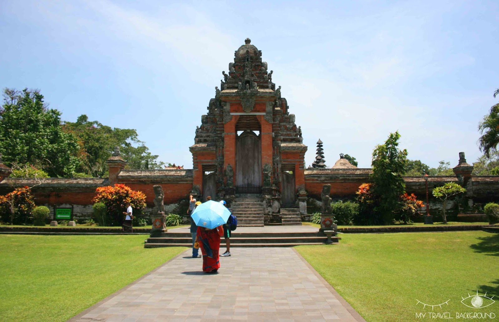 My Travel Background : que visiter dans le Nord de Bali? Le temple de Pura Taman Ajun