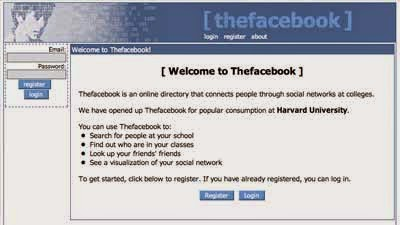 sejarah facebook