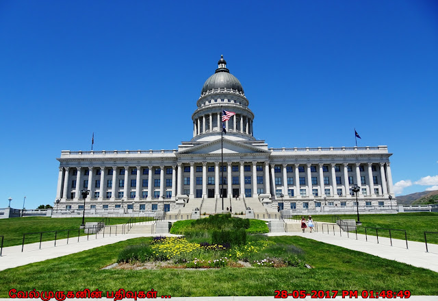 Salt Lake City Capitol Building