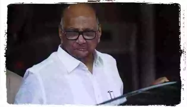 Eminent personalities meet Sharad Pawar at his residence, before opposition meeting
