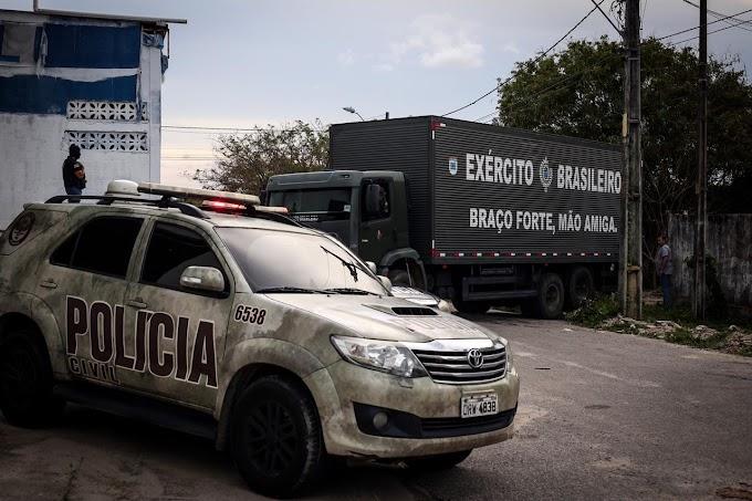 Garantia da Lei e da Ordem passa a vigorar no Ceará