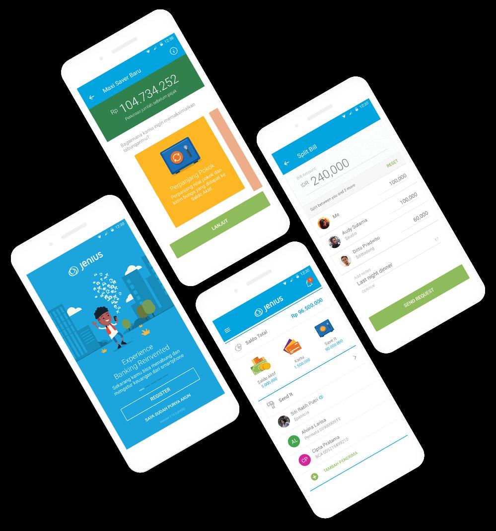 Cara Membuat Rekening dan Kartu Debit Card Jenius Online