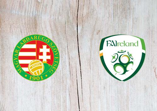 Hungary vs Republic of Ireland -Highlights 08 June 2021