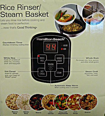 Hamilton Beach Rice Cooker Review