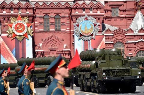 Hệ thống S-400 của Nga