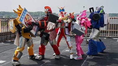Kikai Sentai Zenkaiger Episode 16 Preview