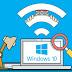 انشاء شبكة واي فاي مخفية على ويندوز 10 لمنع الاخرين من استخدامها