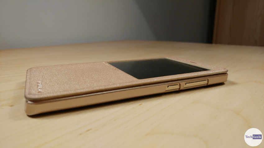 Xiaomi Redmi Note 4 Przyciski na obudowie