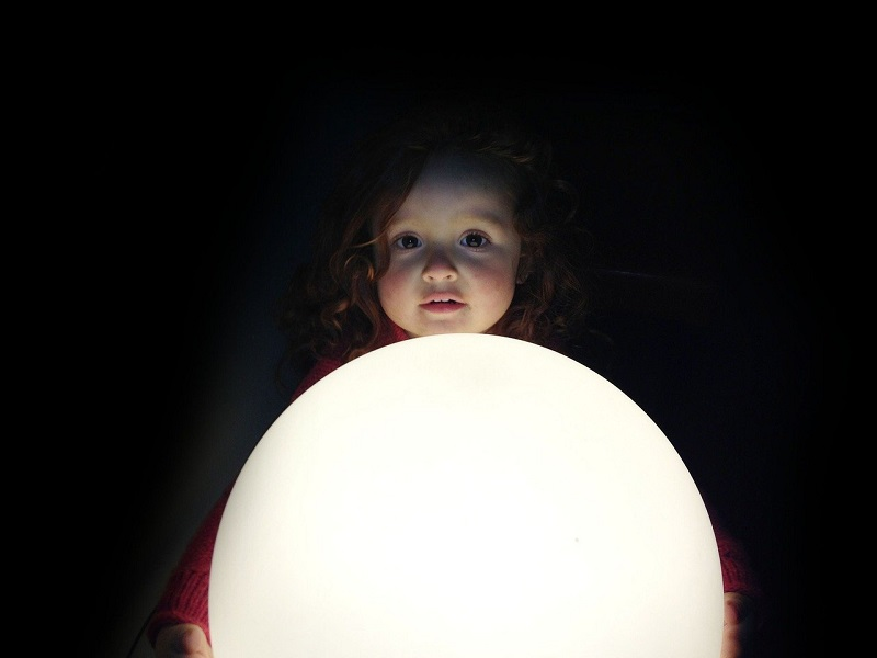 3D Print Moon Light Lamps