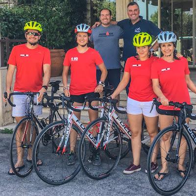 cycling apulia italy carbon road bike rental savelletri fasano borgo egnazia ebike touring