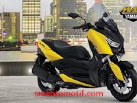 Harga Yamaha X-max 250 dan spesifikasi terbaru