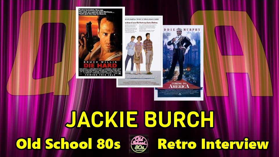 Interview with Jackie Burch, Casting Director for Many Popular '80s Films
