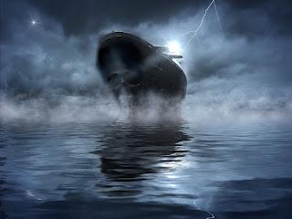 Nave in carantina