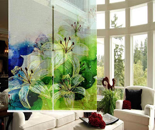 Come Dividere Una Stanza con i divisori decorativi appesi