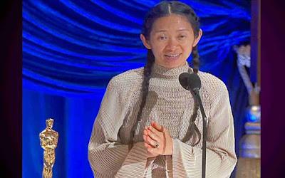 Film Nomadland Hantarkan Chloe Zhao Jadi Sutradara