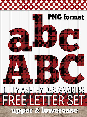 free png letters