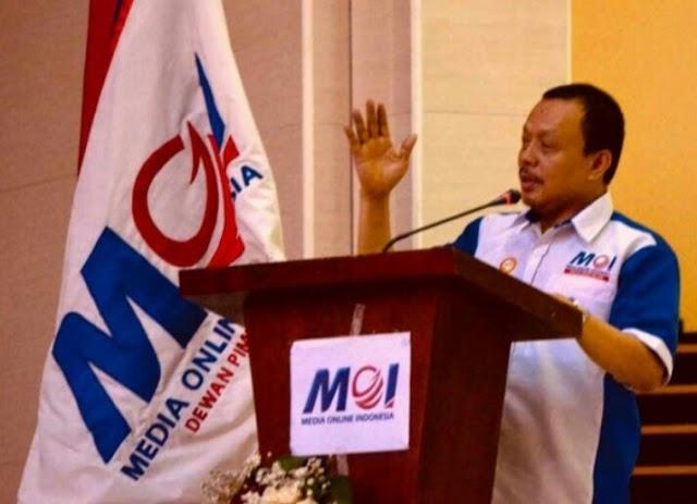 DPP MOI Gelar Pra UKW Untuk Anggota Melalui Video Conference