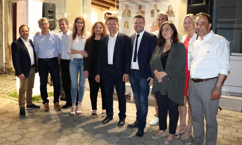 Πέρασε τις «συμπληγάδες» η Νέα Περιφερειακή Αναγέννηση και κέρδισε τις εκλογές στην Αν. Μακεδονία - Θράκη