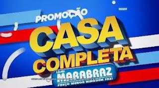Promoção Marabraz Final de Ano Casa Completa - Móveis Grátis