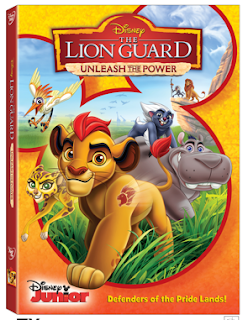 DVD Review - The Lion Guard: Unleash The Power