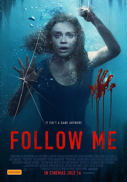 Follow Me (2020) - A social media personality travels with his friends to Moscow to capture new content for his successful VLOG. Always pushing the limits and catering to a growing audience, they enter a cold world of mystery, excess, and danger.