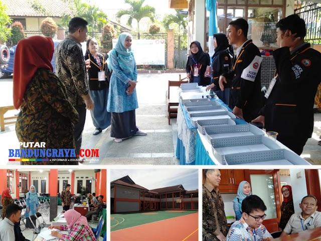 SMAN 18 Bandung Maksimalkan Pelayanan PPDB 2019