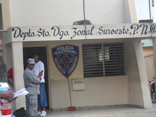 Image result for Comandancia Regional Oeste de la Policía en Los Alcarrizos