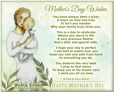 Perfect Mother's Day Quotes, Messages And Verses