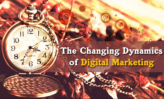 Image: The Changing Dynamics of Digital Marketing