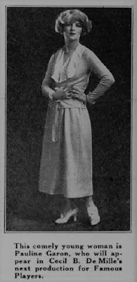 Pauline Garon