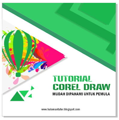 Cara Membuat Desain Cover Buku Yang Simpel Dengan Corel Draw X7 Halaman Tutor
