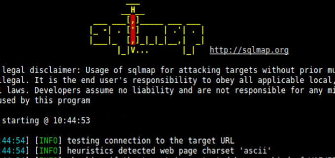 Upgrade Tools Penetration Testing Sqlmap di BackBox 6 GNU/Linux