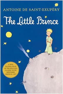 الأمير الصغير / أنطوان دو سانت أوكزبيري  كتاب رواية الأدب العالمي