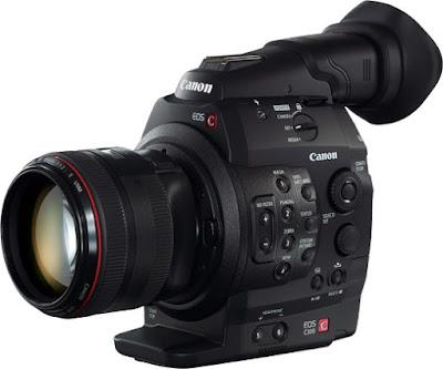Canon EOS C300 PL Firmware Full Driversをダウンロード