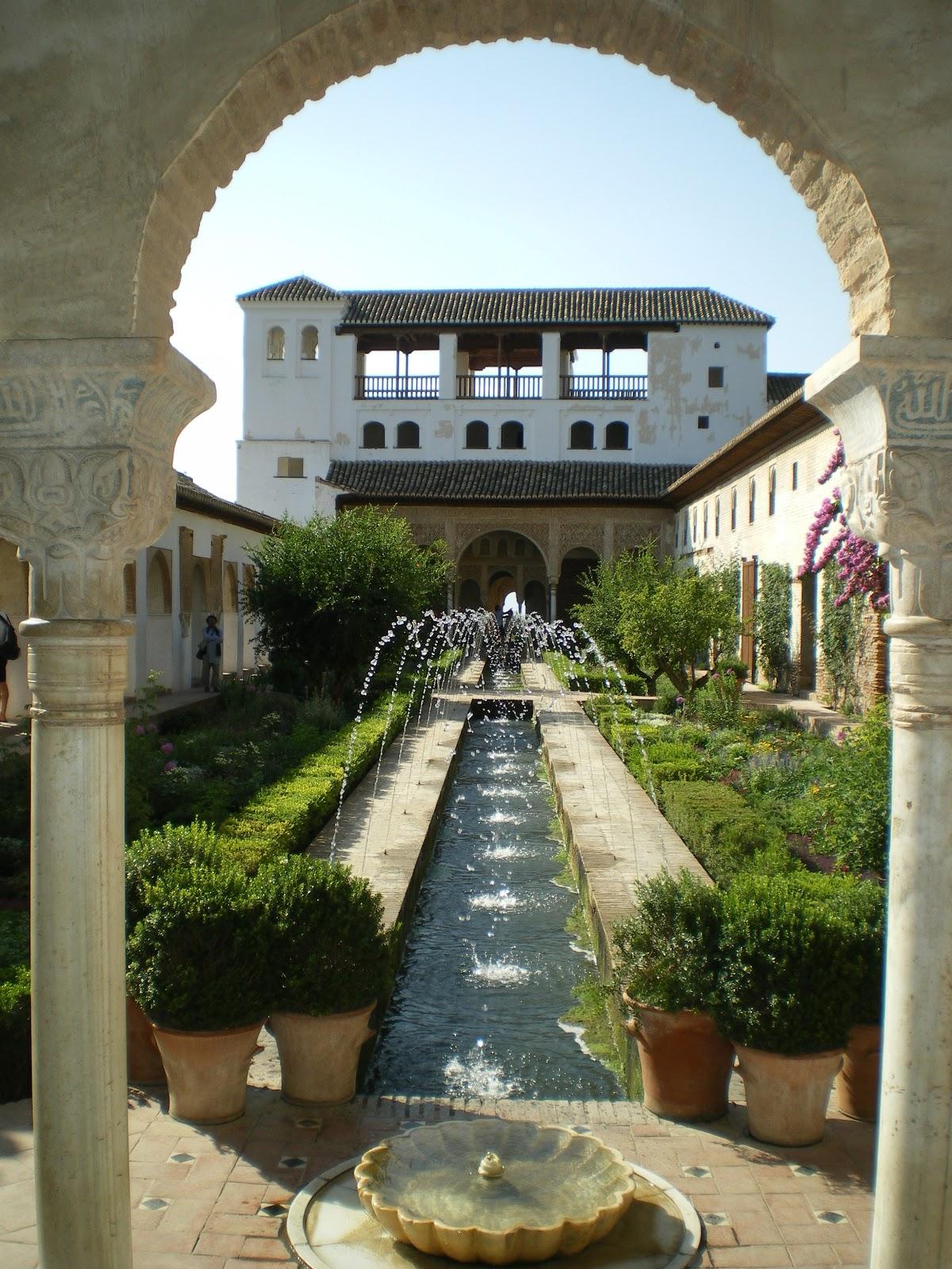 Teresa's Excellent Spanish, UK& Croatian Adventure: Granada