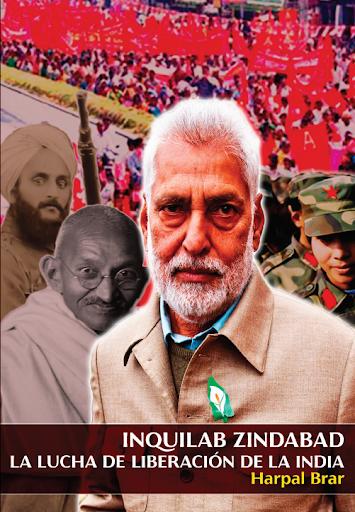 La lucha de liberación en la India
