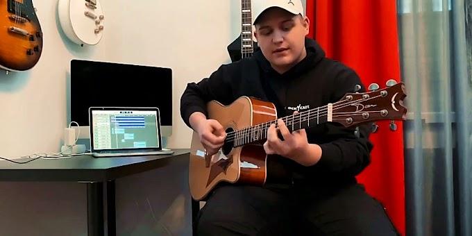 Káposztás Gergely fia ezúttal az Omen 1994-es dalát dolgozta fel