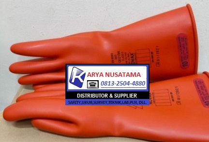 Jual Insulated Glove Novax 20kv di Kalimantan
