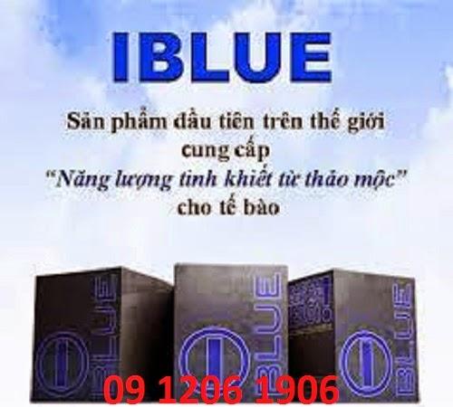 Công dụng của IBlue đối đời sống của bạn
