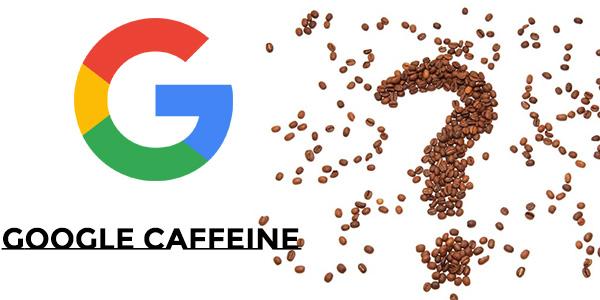 Google Caffeine Algorithm