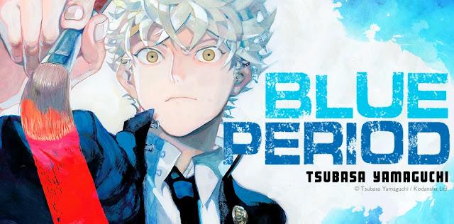 """Tsubasa Yamaguchi, autora del manga de éxito """"Blue Period"""", nueva invitada del XXV Manga Barcelona"""